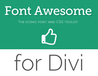 Page builder with comments page template divi magazine - Divi font awesome ...